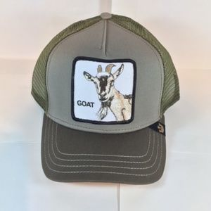 "Goorin Bros. ""Goat Beard"" Trucker Hat"